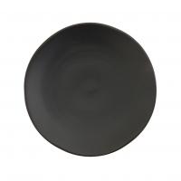 Heirloom-DinnerPlate-Charcoal