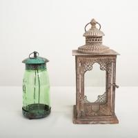 Lanterns & Candles 4 - $15